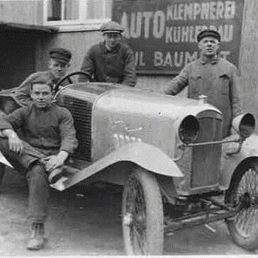 1926 - Wie alles begann